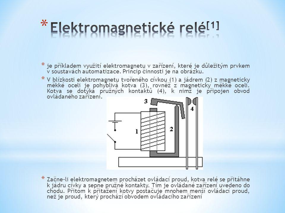 Elektromagnetické relé[1]